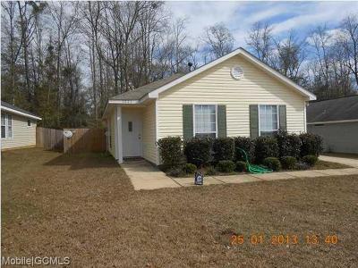 Single Family Home For Sale: 1021 Hamilton Bridges Drive E