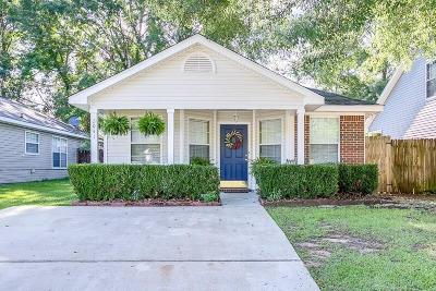 Mobile County Single Family Home For Sale: 2041 Laurel Oak Court