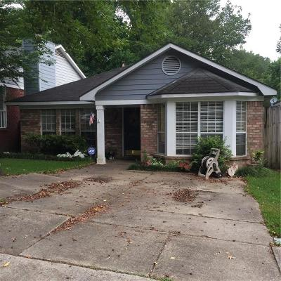 Mobile Single Family Home For Sale: 5632 Bentley Court