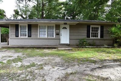 Mobile Single Family Home For Sale: 2457 Gulf Terra Drive
