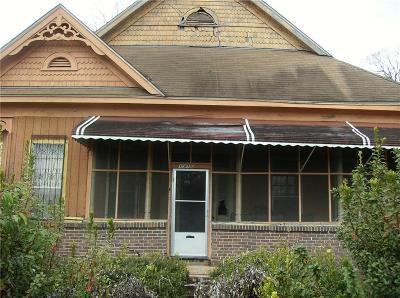 Mobile Single Family Home For Sale: 1910 Clinton Avenue