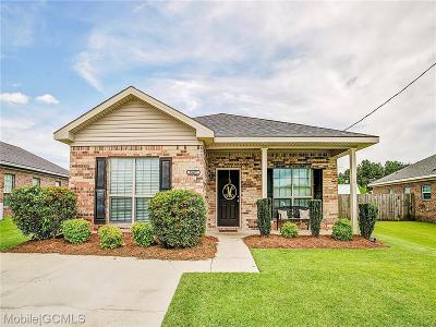 Mobile County Single Family Home For Sale: 13627 Catahoula Drive S