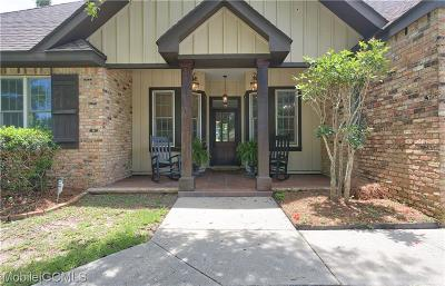 Baldwin County Single Family Home For Sale: 102 Sand Hill Drive