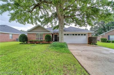 Mobile County Single Family Home For Sale: 9291 Champion Hills Cove