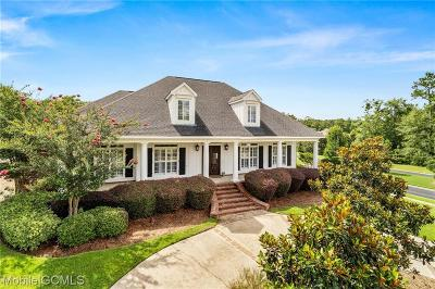 Baldwin County Single Family Home For Sale: 33850 Boardwalk Drive