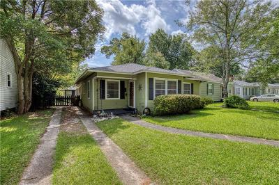 Mobile County Single Family Home For Sale: 20 Kirby Street