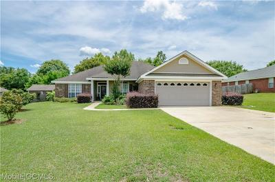 Mobile County Single Family Home For Sale: 9675 Galeton Court E