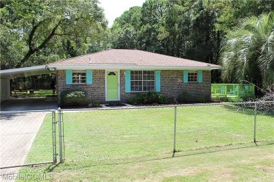 Mobile County Single Family Home For Sale: 703 Cadillac Avenue