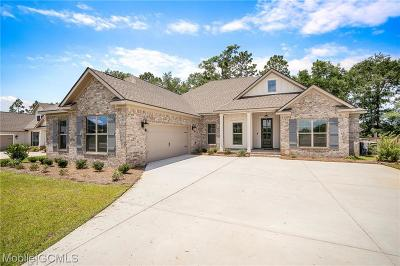 Baldwin County Single Family Home For Sale: 8751 Rosedown Lane