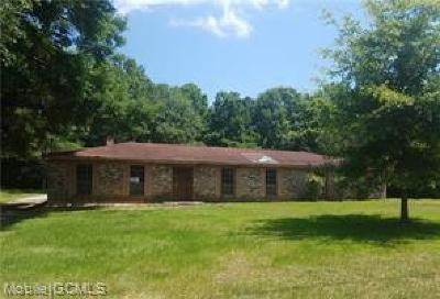 Mobile County Single Family Home For Sale: 9290 Cottage Park Drive N