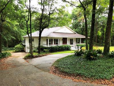 Baldwin County Single Family Home For Sale: 500 Washington Drive