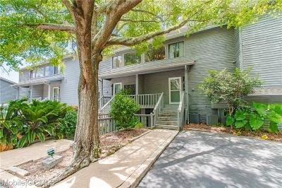 Baldwin County Condo/Townhouse For Sale: 210 Mobile Street #6