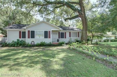 Mobile County Single Family Home For Sale: 2355 Howell Avenue