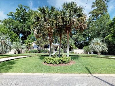 Mobile County Single Family Home For Sale: 305 Dalewood Drive