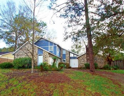 Mobile County Single Family Home For Sale: 2821 Gaslight Lane E