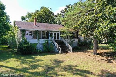 Baldwin County Single Family Home For Sale: 18105 Scenic Highway 98