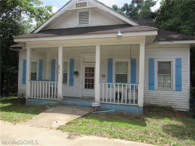 Mobile County Single Family Home For Sale: 3207 Whistler Street