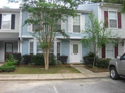 Mobile County Condo/Townhouse For Sale: 270 Hillcrest Road #805