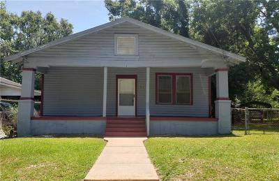 Mobile County Single Family Home For Sale: 1155 Alba Street
