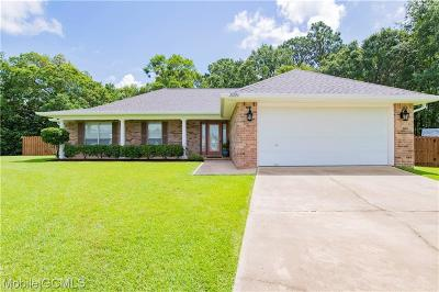 Baldwin County Single Family Home For Sale: 16804 Cherubim Court