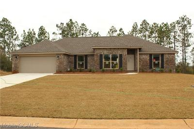 Baldwin County Single Family Home For Sale: 10751 Cord Avenue