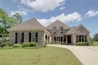 Mobile County Single Family Home For Sale: 3688 Riverwood Cove