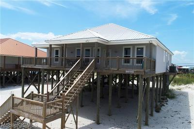 Dauphin Island Single Family Home For Sale: 2235 Bienville Boulevard