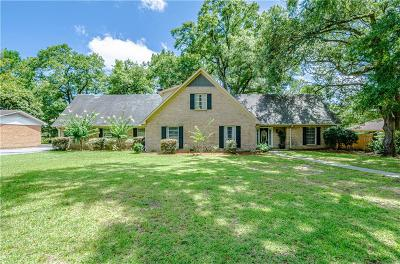 Mobile County Single Family Home For Sale: 4121 Libby Drive