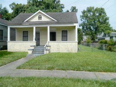 Mobile County Single Family Home For Sale: 454 George Street