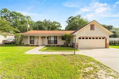 Mobile County Single Family Home For Sale: 5420 Highland Road
