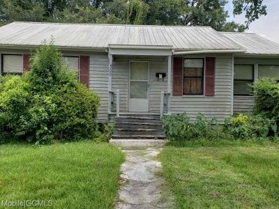 Mobile County Single Family Home For Sale: 300 2nd Street