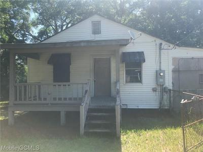 Chickasaw Single Family Home For Sale: 37 Gulf Street