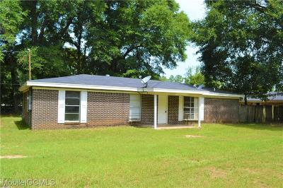 Satsuma Single Family Home For Sale: 5321 Old Highway 43