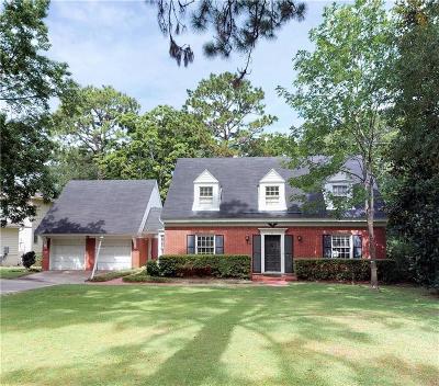 Mobile Single Family Home For Sale: 71 Ridgelawn Drive E