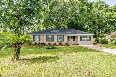 Irvington Single Family Home For Sale: 6985 Williamsburg Court