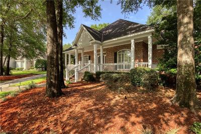 Mobile Single Family Home For Sale: 2104 Stonebrook Drive W