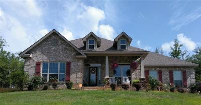 Semmes Single Family Home For Sale: 7511 Clairmont Drive N