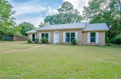 Single Family Home For Sale: 8320 Healy Drive