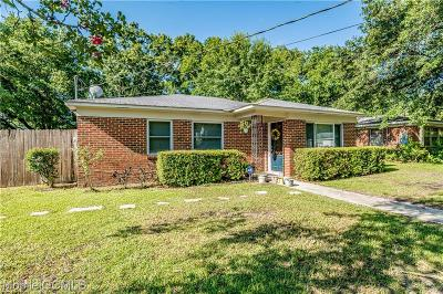 Chickasaw Single Family Home For Sale: 205 10th Avenue