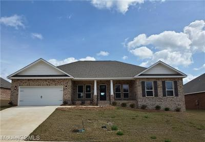 Semmes Single Family Home For Sale: 2114 Clairmont Drive W