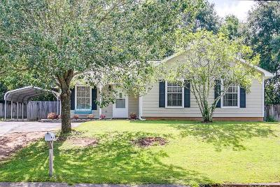 Single Family Home For Sale: 1183 Seven Hills Curve