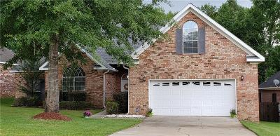 Single Family Home For Sale: 8749 Woodberry Court