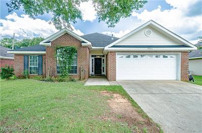 Single Family Home For Sale: 8881 Spring Grove S