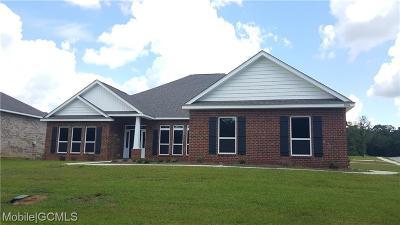 Semmes Single Family Home For Sale: 8304 Marigold Loop N