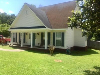 Single Family Home For Sale: 8701 D'iberville Drive W