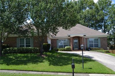 Single Family Home For Sale: 7270 Ashmoor Drive N