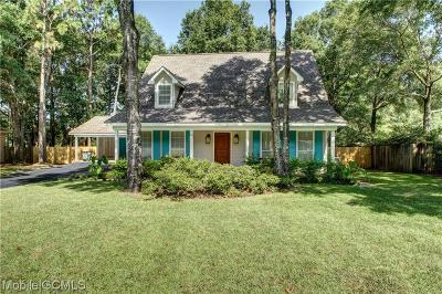 Single Family Home For Sale: 4111 Meadows Drive W