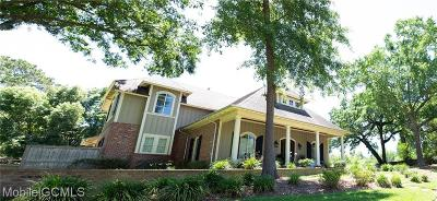 Mobile Single Family Home For Sale: 2401 Old Government Street #102