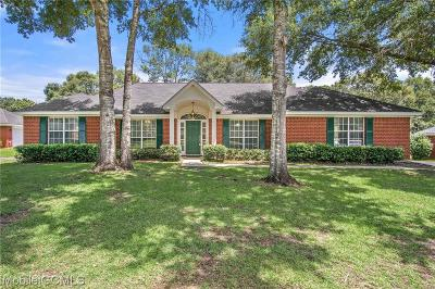 Single Family Home For Sale: 7400 Meadow Wood Drive