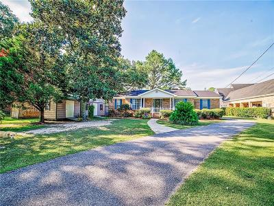 Mobile Single Family Home For Sale: 3893 Audubon Drive E